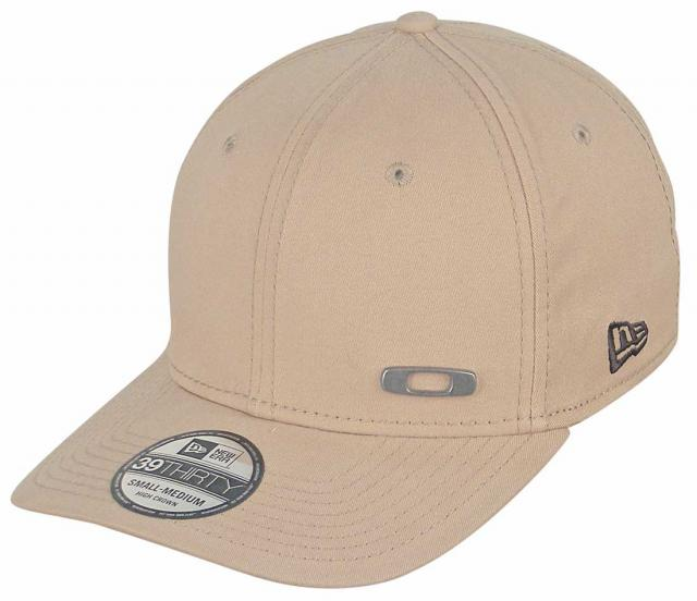 Oakley Metal Square O Hat - New Khaki