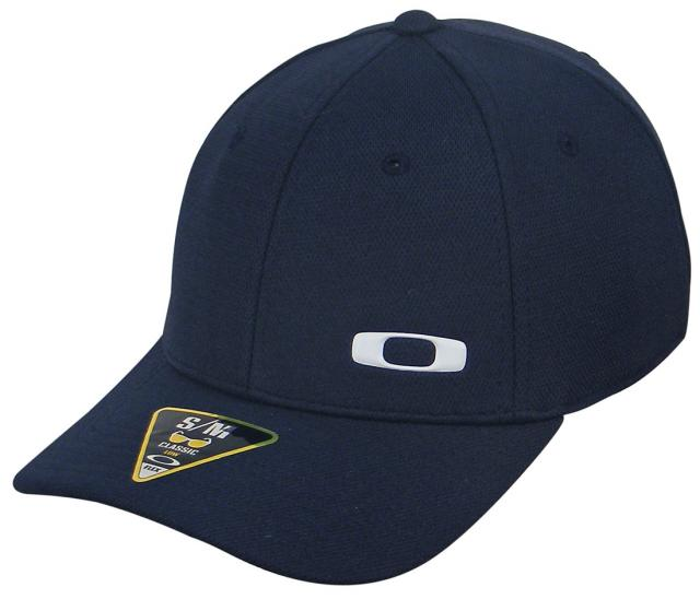 Oakley Silicon O Hat - Navy Blue