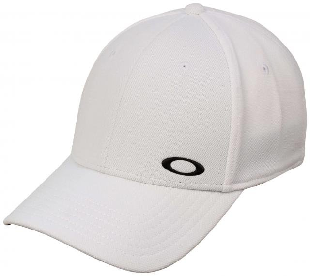 Oakley Silicon Ellipse Hat - White