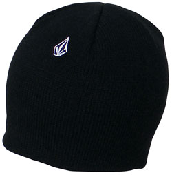 Zoom for Volcom Woolcott Beanie - Classic Black