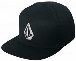 Zoom for Volcom Stone Snap Back Hat - Black