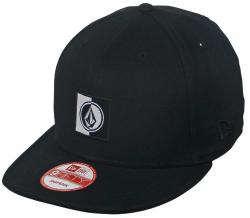Volcom Embrace 9Fifty Hat - Tinted Black