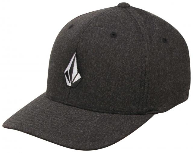 Volcom Full Stone Heather Hat - Charcoal Heather