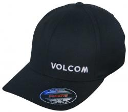 Volcom Pusher Hat - Tinted Black