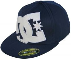 DC Ya Heard Hat - Navy / White
