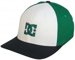 DC Cap Star Hat - Black / Kelly Green