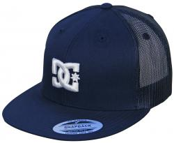 DC Norman 2 Trucker Hat - Dark Navy