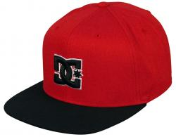 DC Snappy Hat - Athletic Red