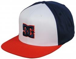 Zoom for DC Snappy Hat - White / Navy