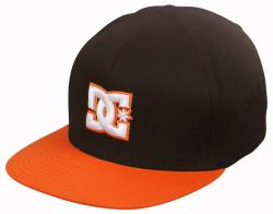 DC Snappy Hat - Brown