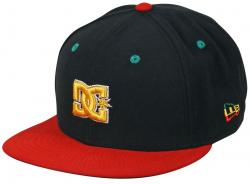 DC Empire SE Hat - Rasta
