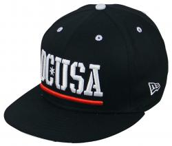 DC RD Bar Hat - Black