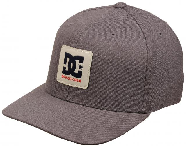 DC Brim Hunter Hat - Grey Heather