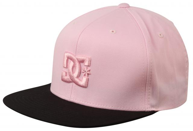 DC Snappy Hat - English Rose