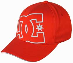 DC Swoll Up Hat - Red