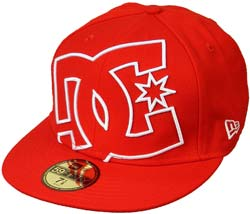 DC Coverage Hat - Red