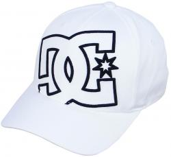 DC Swoll Up Hat - White
