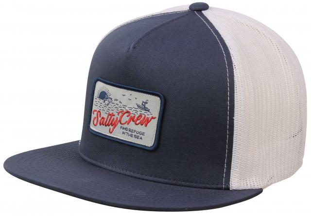 6e239623cba93 Salty Crew Foamer Trucker Hat - Navy   White For Sale at Surfboards.com  (1836802)
