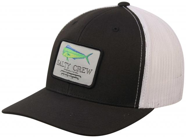 d9620b68bc905c order salty crew mahi mount retro trucker hat black white new 72d17 07cf1