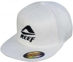 Reef Half Stacked Hat - White / Black