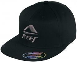 Zoom for Reef Half Stacked Hat - Black / Grey