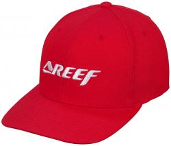 Reef Speed Staple Hat - Red / White