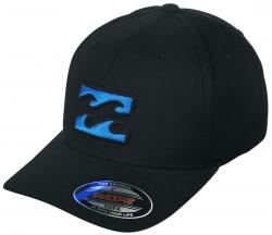 Billabong All Day X-Fit Hat - Black / Blue