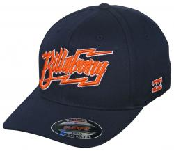 Billabong Fleet X-Fit Hat - Navy