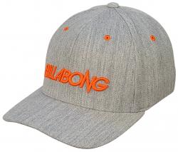 Billabong Staple Hat - Grey Heather