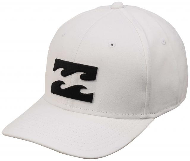 Billabong All Day Stretch Solids Hat - White