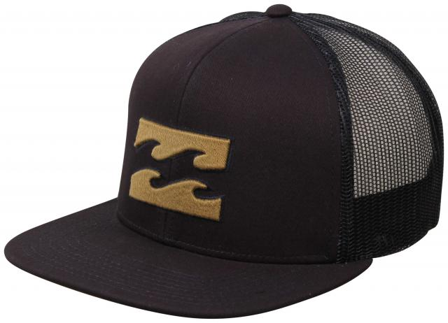 Billabong All Day Trucker Hat - Navy / Gold