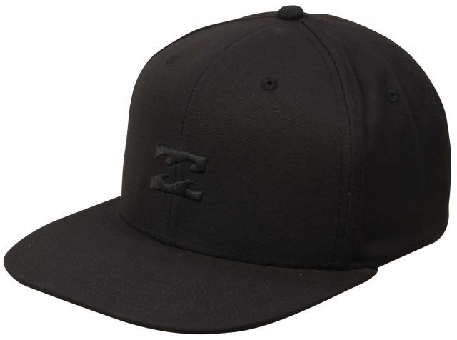 Billabong All Day Snapback Hat - Stealth