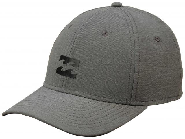 Billabong Surftrek Stretch Hat - Grey