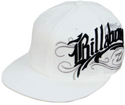 Billabong Mental J-Fit Hat - White