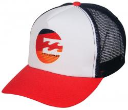 Billabong Nu Wave Trucker Hat - Americana