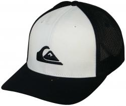 Quiksilver Netts Hat - Black / White
