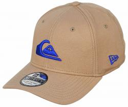 Quiksilver Ruckis Hat - Tan / Blue