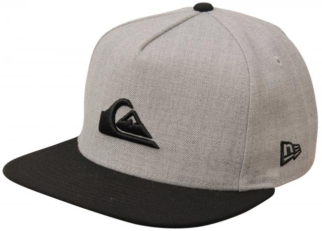 Quiksilver Stuckles Hat - Charcoal Heather