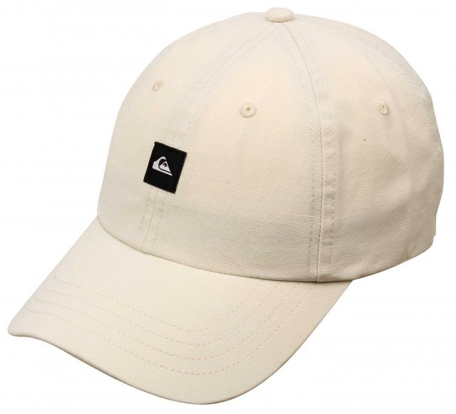 Quiksilver Fins Up Hat - Snow White