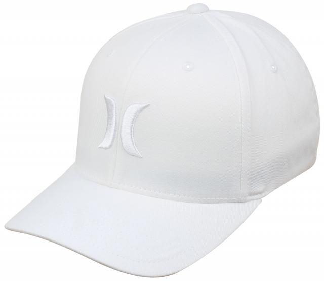 Hurley One and Only Hat - White / White