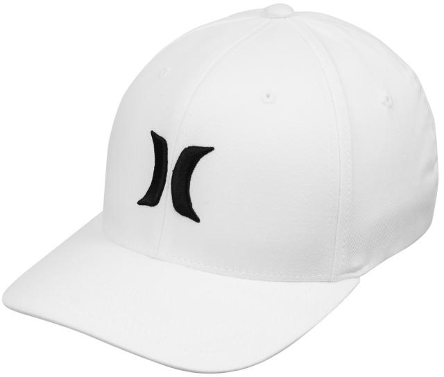 Hurley One and Only Hat - Classic White / Black
