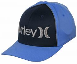 Hurley Perma Only Corp Hat - Blue Jay