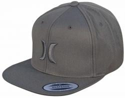 Hurley Solid Krush Hat - Graphite
