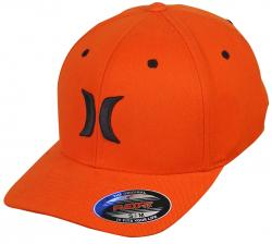 Hurley One and Color Hat - Firework Orange