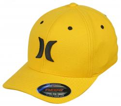 Hurley One and Color Hat - Flash Yellow