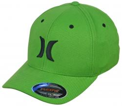Hurley One and Color Hat - Direct Green