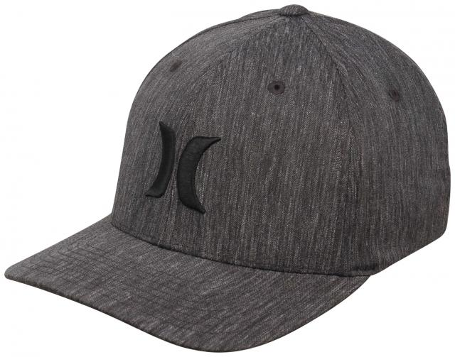 Hurley Black Suits Hat - Black 5