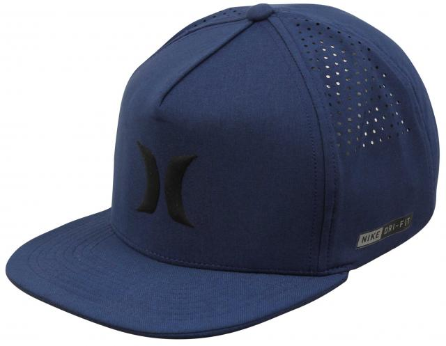 Hurley Dri-Fit Icon Hat - Obsidian