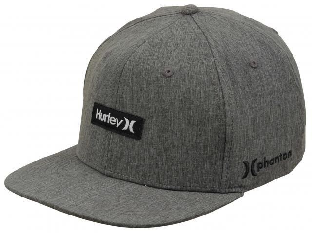 Hurley Phantom One And Only Hat Black New Ebay