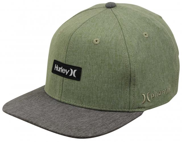 Hurley Phantom One and Only Hat - Palm Green